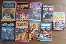 Lot 9 Hardy Boys and Nancy Drew Super Mystery Sleuths Ghost