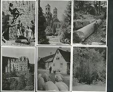 36 Professionele foto's Duitsland vijftiger jaren (2) veel Rijngebied