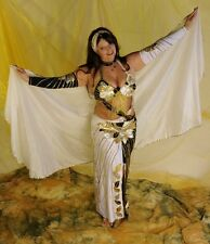 New Sexy Egyptian Professional Belly Dance Costume Custom-made bellydance Dress