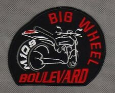 Suzuki Boulevard M109R Big Wheel Aufnäher iron-on patch