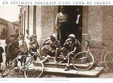 TOUR DE FRANCE BREAKTIME PRINT PRESSE cycling poster Europe sports bicycle race