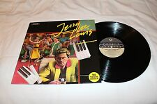 Jerry Lee Lewis Import LP with Original Record Company Sleeve-JERRY LEE LEWIS AN