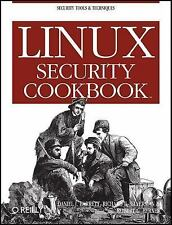 Linux Security Cookbook by Robert G. Byrnes, Richard E. Silverman and Daniel...
