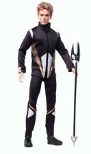 Barbie Collector The Hunger Games Catching Fire Finnick Odair Doll, New