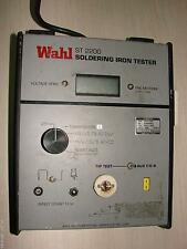 Spare Part Only WAHL ST2200 SOLDERING IRON TESTER