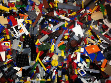 Bulk Legos 1000 Random Assorted Parts, Pieces, & Bricks Clean ZZZ
