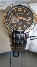 Seiko SRP318 Coutura Classic Two-Tone Automatic Men's Watch - Free Shipping