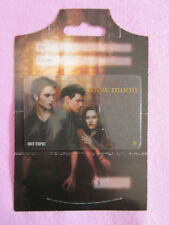 Twilight New Moon movie Hot Topic Gift card No Value Robert Pattinson