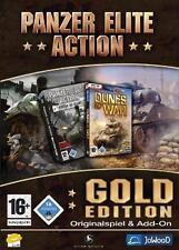 Dunes of War * tanques elite Action oro * Deutsch ** como nuevo
