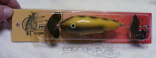 DREAMCATCHER LURES 4 BANGER LURE  12/06/16ch  IN PACKAGE YELLOW W SPOTS MUSKY