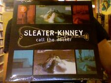Sleater-Kinney Call the Doctor LP sealed vinyl + download RE reissue Sub Pop