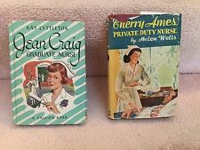 Cherry Ames Private Duty Nurse by Helen Well and Jean Craig Graduate Nurse