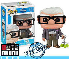 FUNKO POP DISNEY PIXAR ANIME MOVIE UP CARL #59 VINYL TOY FIGURE 3204 - IN STOCK