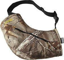 REALTREE XTRA HAND WARMER - HUNTING MUFF - HOT SHOT - CAMO MUFFLER - ODOR X