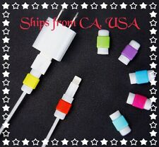 Lightning USB Charger Cable Saver Protector Accessories For iPhone