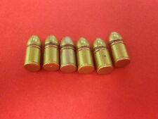 1/6 Sideshow Collectibles Snake Eyes Gi Joe Set of 6 Grenade Launcher Shells New