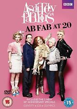 Absolutely Fabulous: Ab Fab at 20 - The 2012 Specials DVD Brand new