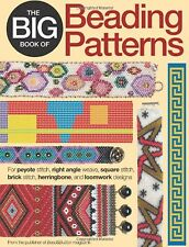 The Big Book of Beading Patterns: by Editors of Bead&Button Magazine (Paperback)