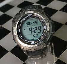 CASIO PATHFINDER PAW-1100T TRIPLE SENSOR TOUCH SOLAR WAVE CEPTOR MEN'S WATCH