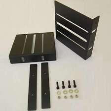 2 x 3 HE Rack-Kit Rackwinkel für Verstärker, hinten 3HE Verstärkerwinkel NEU
