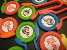 12 TEAM UMIZOOMI Disk SHooters~ birthday party favor treat, award,
