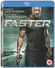 FASTER - BLU-RAY - REGION B UK