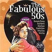 The Fabulous 50s - 1954 (1950s, Fifties), Various Artists, Good CD