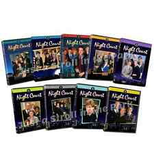 Night Court: Complete TV Series Seasons 1 2 3 4 5 6 7 8 9 Box / DVD Set(s) NEW!