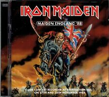 CD - IRON MAIDEN - Maiden England 88
