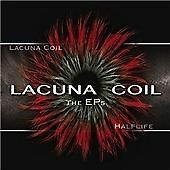 Lacuna Coil - The EPs - 11 Track CD  Compilation (2005) - Gothic Metal mint