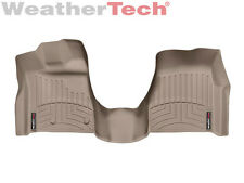 WeatherTech® FloorLiner for Lincoln Town Car - OTH - 1998-2011 - 1st Row - Tan