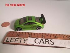 HOTWHEELS HONDA CIVIC Si SCALE 1:64 - LOOSE! NO BOX! - CHROME RIM'S