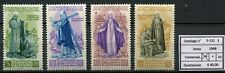 1948 Santa Caterina da Siena - 4 valori NUOVI MNH Repubblica S132