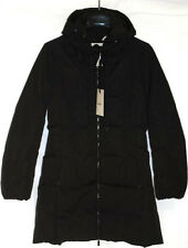 MONCLER NIM COAT KNEE LENGTH JACKET AUTHENTIC CERTILOGO WOMENS M #2 40/44 NEW