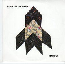 (EL597) In The Valley Below, Stand Up - 2013 DJ CD