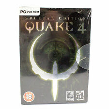 Quake 4 Special Edition for PC by Activision, 2005, Sealed