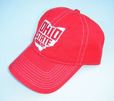 Ohio State Buckeyes OSU Basketball Football Adjustable RelaxFit Baseball Hat NWT