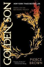 Red Rising Trilogy: Golden Son Bk. 2 by Pierce Brown (2015, Paperback)