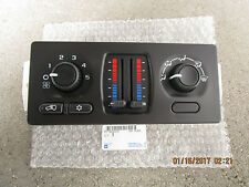03 - 04 CHEVY AVALANCHE A/C HEATER CLIMATE TEMPERATURE CONTROL OEM NEW 21997350