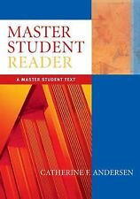 Master Student Reader : Used with ... Master Student-Becoming a Master...