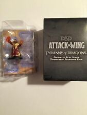 Dungeons & Dragons Attack Wing Tyranny of Dragons OP Blind Booster Rath Modar