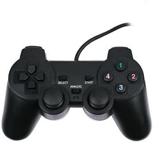 PC Wired USB Gamepad Game Remote Controller Joypad Joystick for Computer Laptop