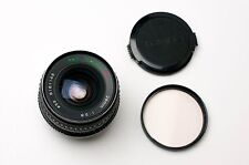 RMC Tokina 28mm f/2.8 Prime Lens For Pentax K Mount Caps & Filter (#1830)