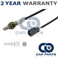 FOR TOYOTA AYGO 1.0 2005- 4 WIRE FRONT LAMBDA OXYGEN SENSOR DIRECT FIT EXHAUST