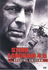 Stirb Langsam 4.0 ( SE 2 DVDs ) mit Bruce Willis, Kevin Smith, Timothy Olyphant