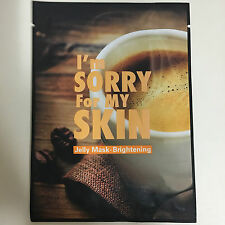 1 PCS I'm Sorry for My SKIN Jelly Mask- Brightening