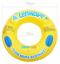 "Premium inflatable Water safety Tube 100cm(39"") Middle size /summer beach stuff"