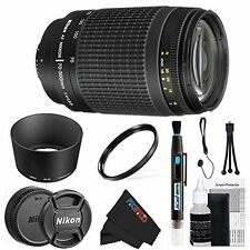 AF Zoom NIKKOR 70-300mm f4-5.6G Lens + GIFTS FOR NIKON D3200 D3300 D5200 D5300
