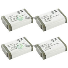 4 Cordless Phone Battery for Vtech I5808 I5858 I5871