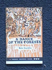 A DANCE OF THE FORESTS BY WOLE SOYINKA